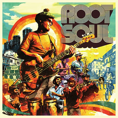 ROOT SOUL-4piece- feat.Keyco