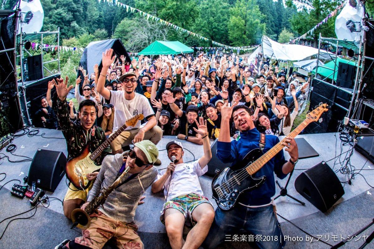 2018年 三条楽音祭、ご来場ありがとうございました!